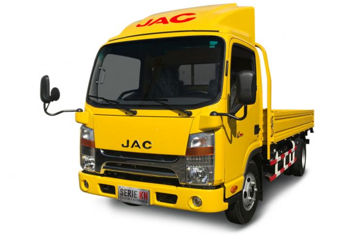 CAMION JAC 1042KN