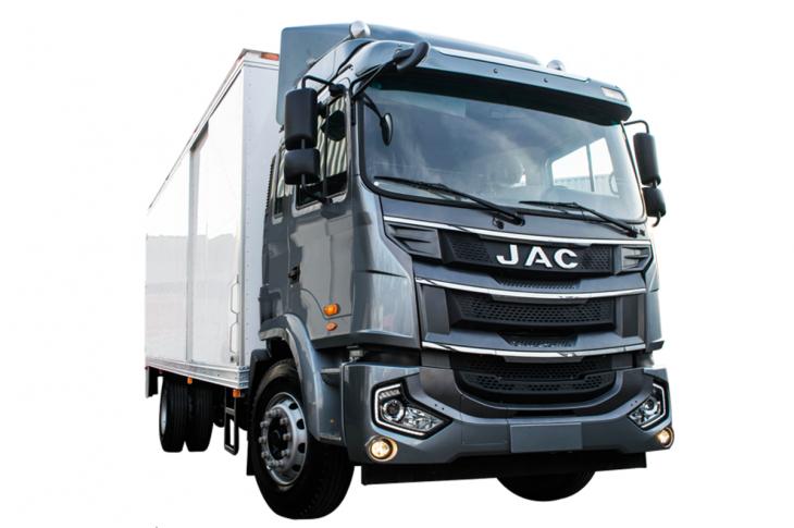 CAMION JAC KR1