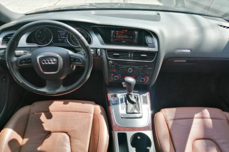 AUDI A5 3.0 TDI QUATTRO 2009 60,300 kms.