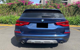 BMW X3 XDRIVE20d 2018 20,800 kms.