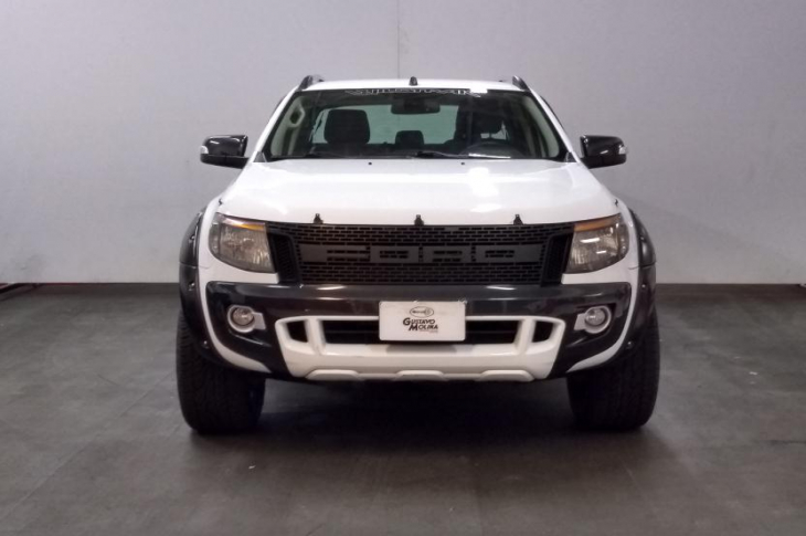 FORD RANGER WILDTRAK 4X4 2015 48,900 kms.