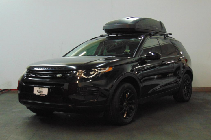LAND ROVER DISCOVERY SPORT 2016 69,900 kms.
