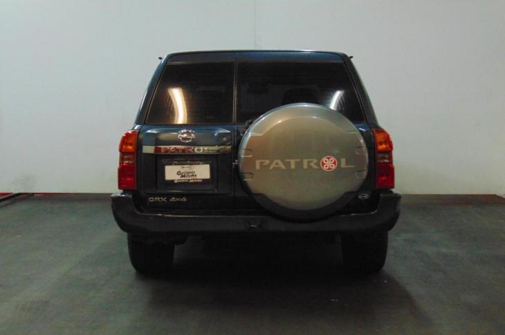 NISSAN PATROL Y61 4X4 2009 128,700 kms.