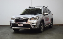 SUBARU FORESTER 2019 7,700 kms.