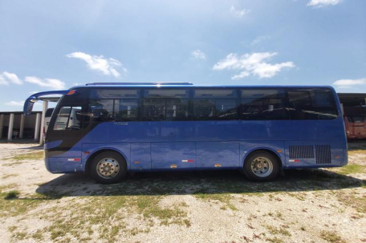 YUTONG ZK6858H9 2015 130,600 kms.