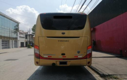 YUTONG ZK6858H9 2015 142,200 kms.